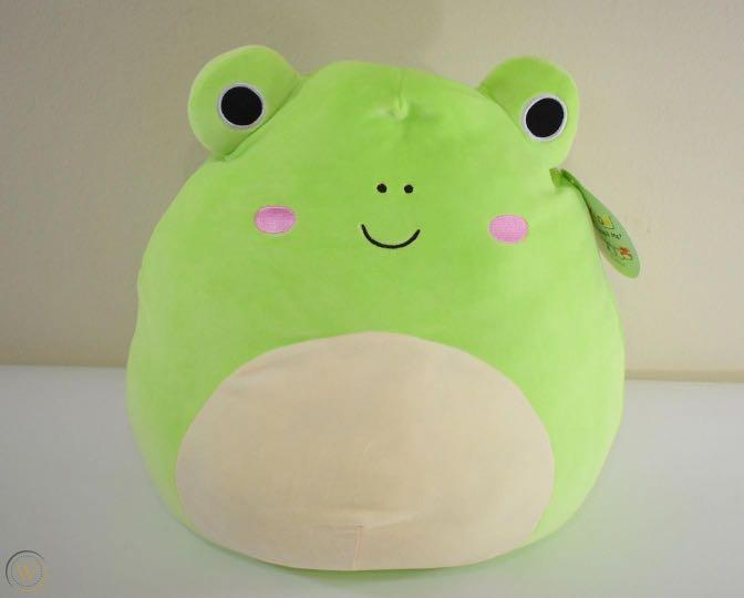 """Wendy the Frog 16"""" SUPER RARE"""