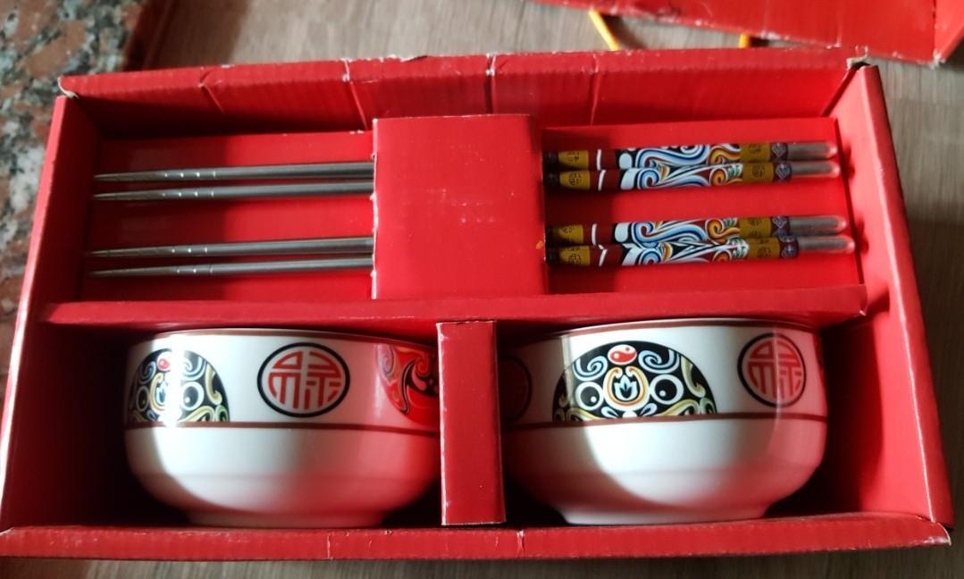 中國傳統文化~碗筷組