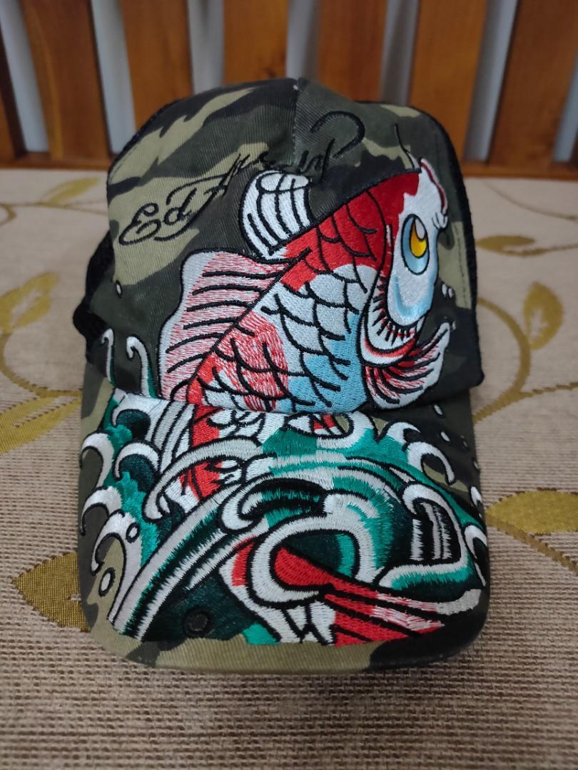 #日本藝風的時尚#帽~魚躍春水~Part2