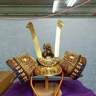 日本武士兜