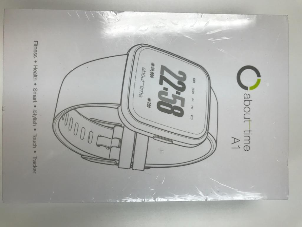 About Time A1 Fitness Smart Watch