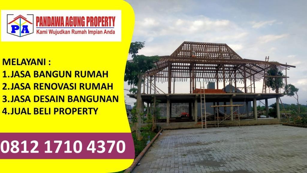 AMANAH   0822-3480-2619   Jasa Bangun Rumah Type 60 di Blitar, PANDAWA AGUNG PROPERTY