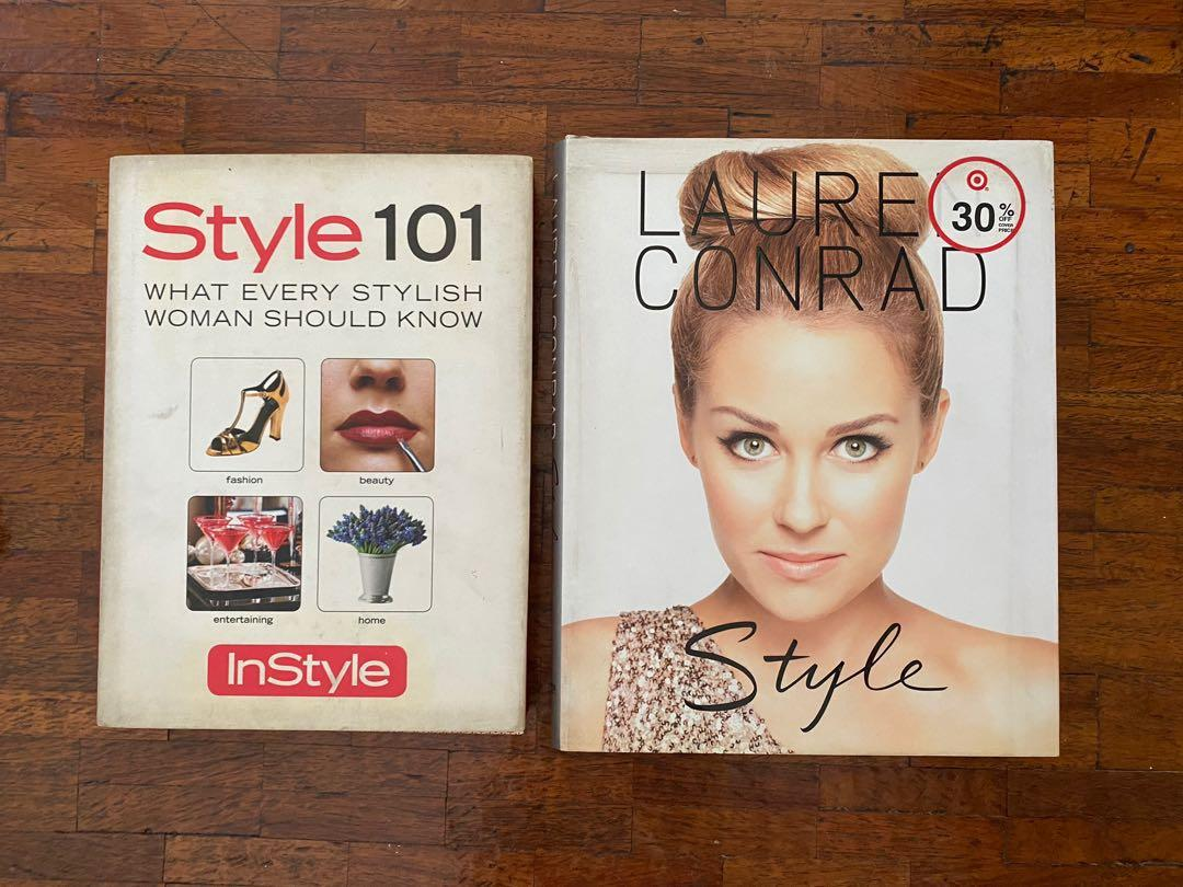 Assorted Fashion Books (PRE LOVED)