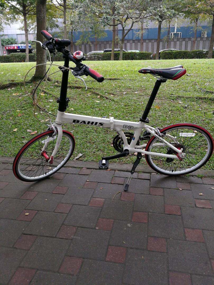 Bahis alloy bike
