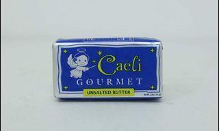 Caeli gourmet unsalted butter 225g