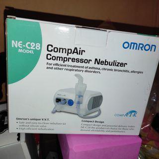 CompAir Compressor Nebulizer OMRON NE-C28