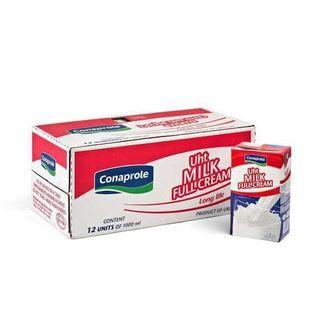 Conaprole uht fresh milk 1 liter