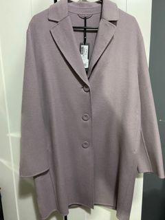 Designer Wool Coat