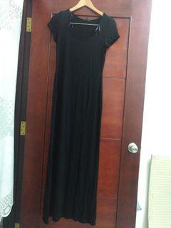 forever 21黑色 長洋裝 L及其他三件裙共四樣