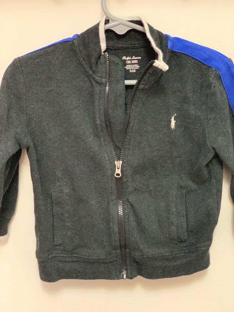 GUC Ralph Lauren infant boys sweater sz 18m