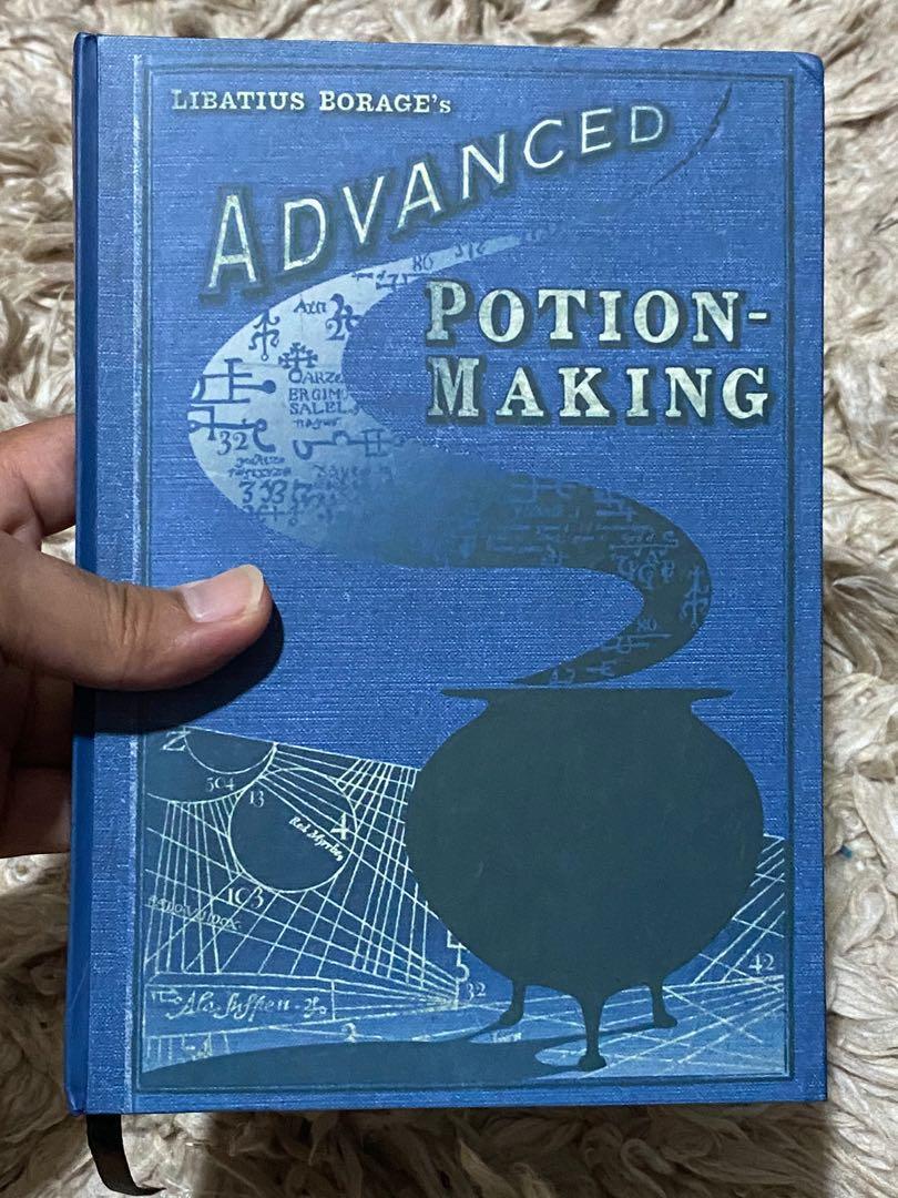 Harry Potter Advanced Potion Making Journal