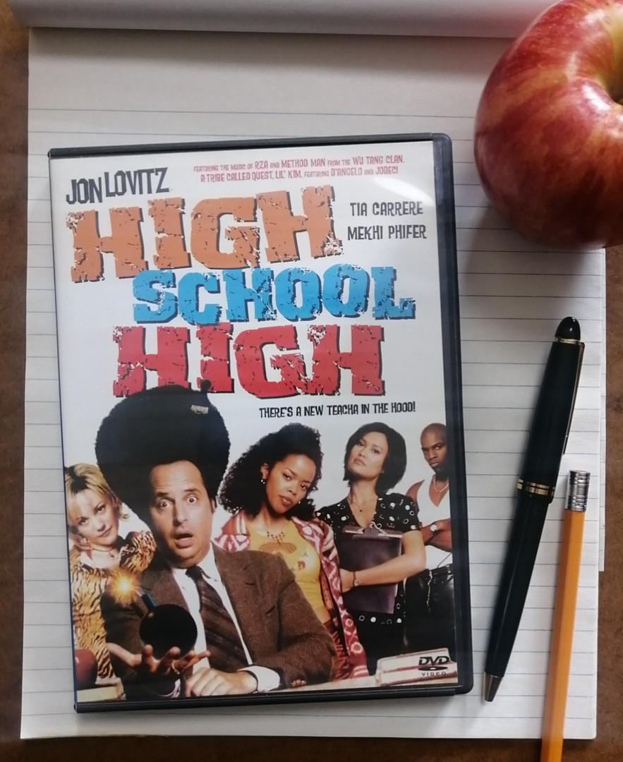 High School High DVD - OOP/Discontinued