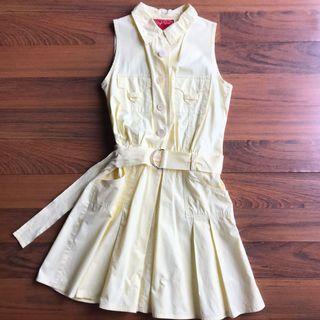 HQ Polo Dress w/ Belt