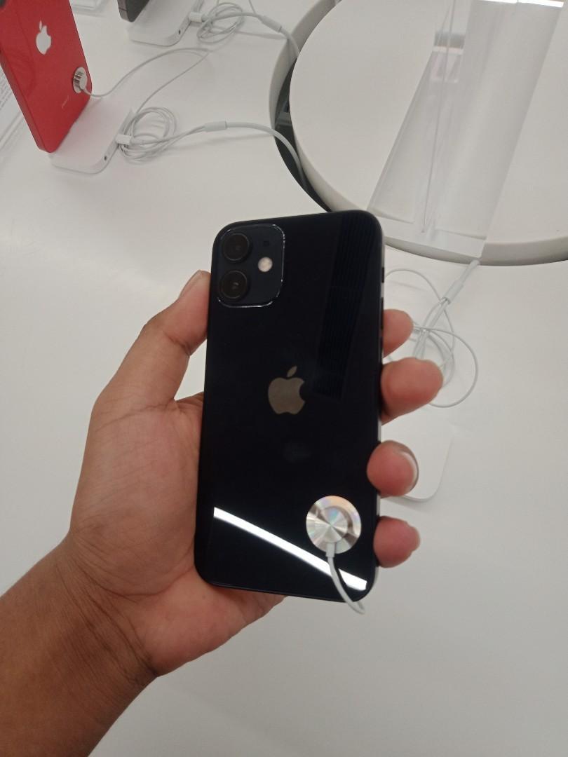 Iphone 12 mini 64GB bisa di cicil tanpa CC Cukup KTP+SIM