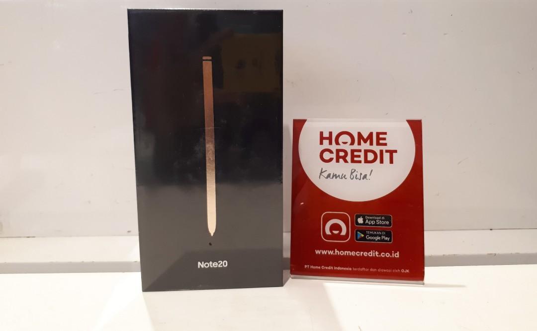Kredit samsung Galaxy Note 20 8/256 GB Resmi Sein Dp mulai 0%