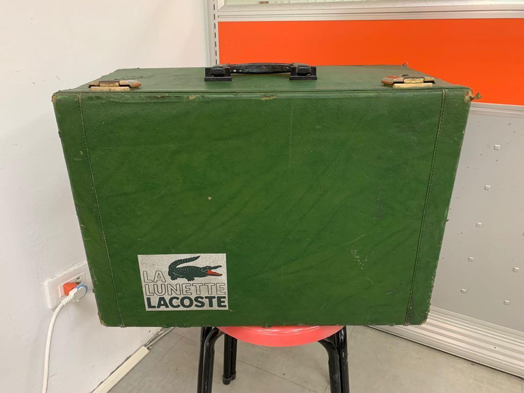 lacoste硬殼箱