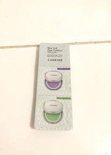 #ramadansale Laneige Skin Veil Base Cushion Color Correcting Primer SPF 14 PA++ #skincare #makeup