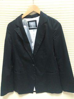 Lativ 黑色 西裝外套 L