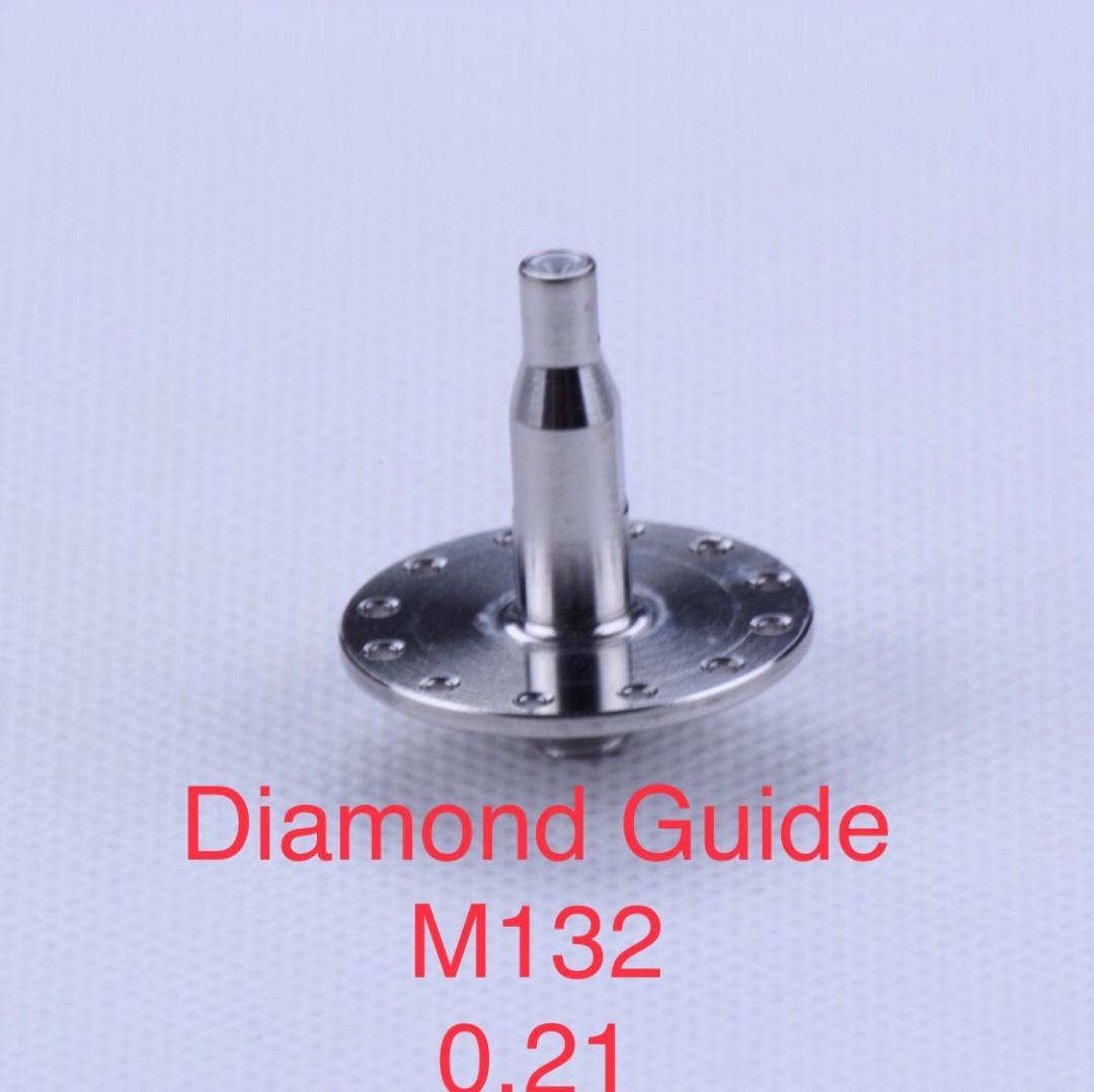 Mitsubishi Diamond Guide M132 0.21
