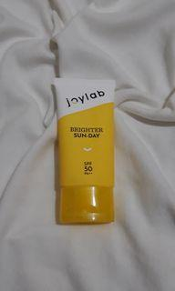 [NEW] JOYLAB Brighter Sun-day Sunscree