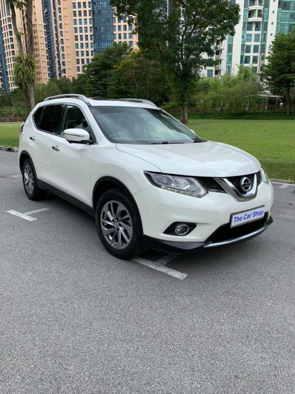 Nissan X-Trail 2.0A Sunroof Auto