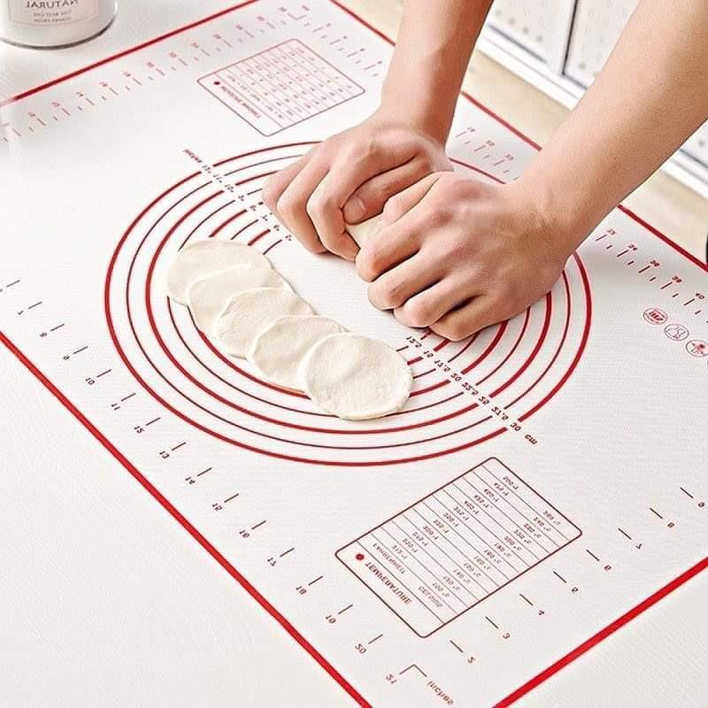 Non-stick Silicone Baking Rolling Mat