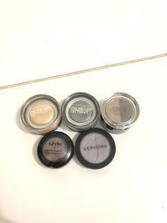 #ramadansale ORI Sephora Nyx Maybelline Skinfood Single Eyeshadow Brow Pomade 2 in 1 #makeup