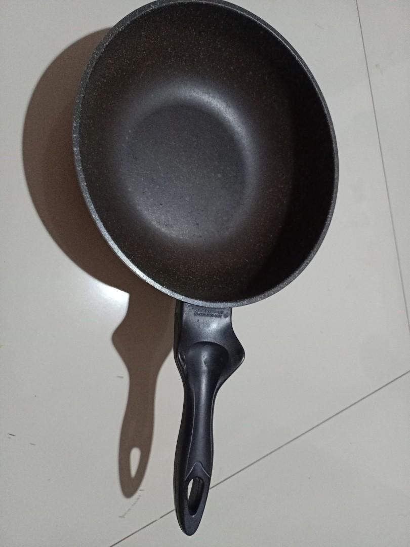 Kuali anti lengket 28cm Kris Chef Marble