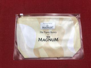 The Paper Bunny x Magnum Double Pouch (Brand New in plastic folder)