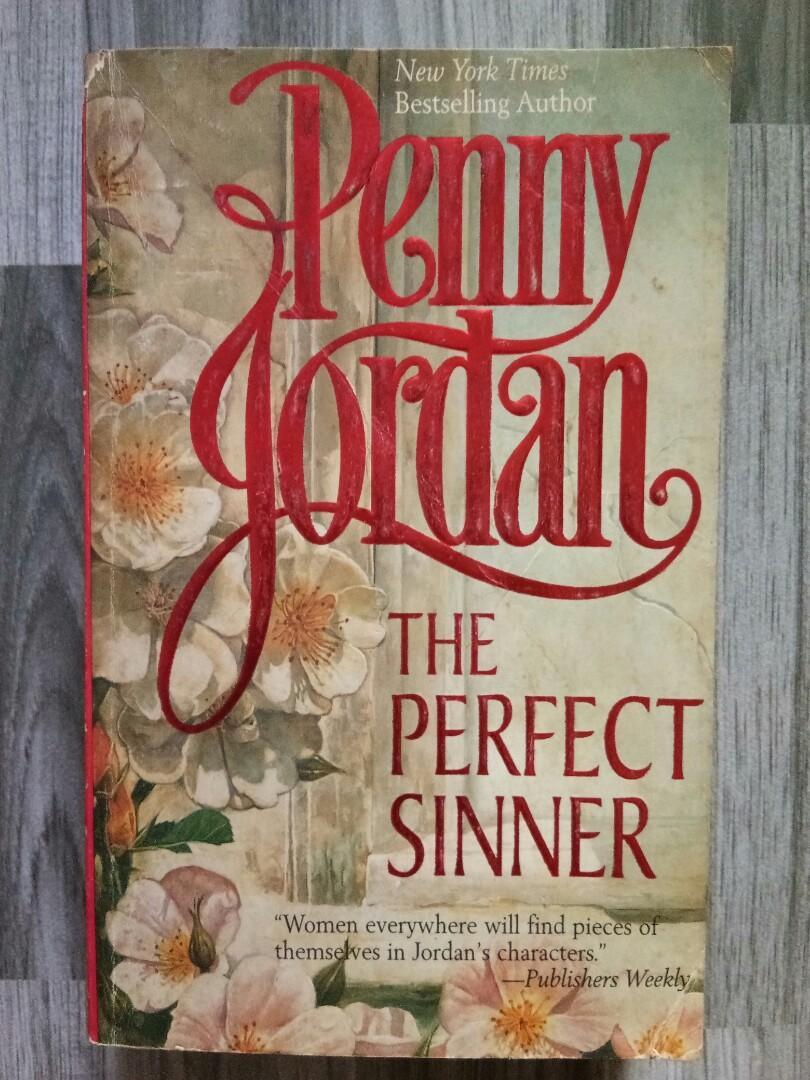 The Perfect Sinner by Penny Jordan