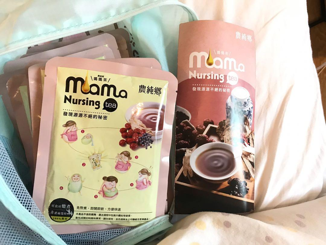 農純鄉媽媽茶10包320