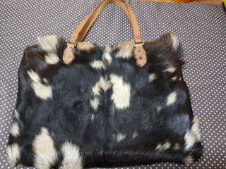 北歐毛皮背包,1500元出清