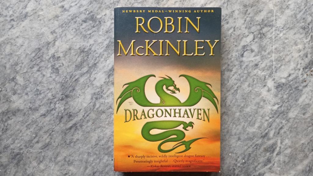 16.0 Robin McKinley-Dragonhaven