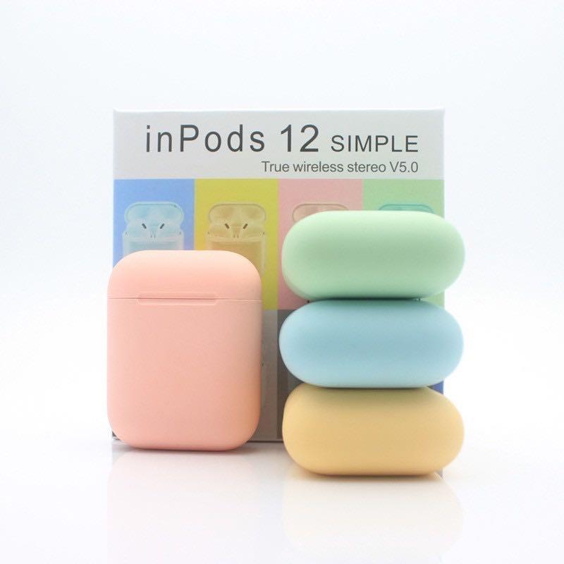 無線藍芽耳機 蘋果安卓通用-綠