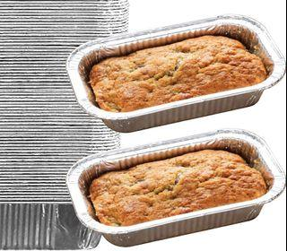 Aluminum Tray Loaf Pan Large with LID (900/58) MS-RE216