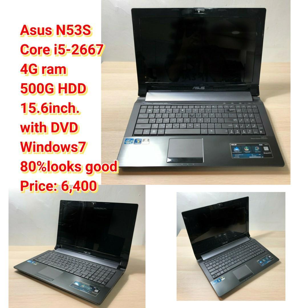 Asus N53S