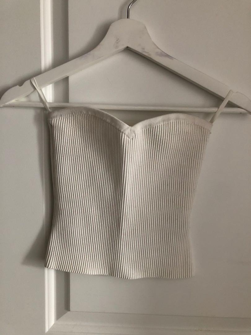 Babaton Olaf Knit Top, Size XS