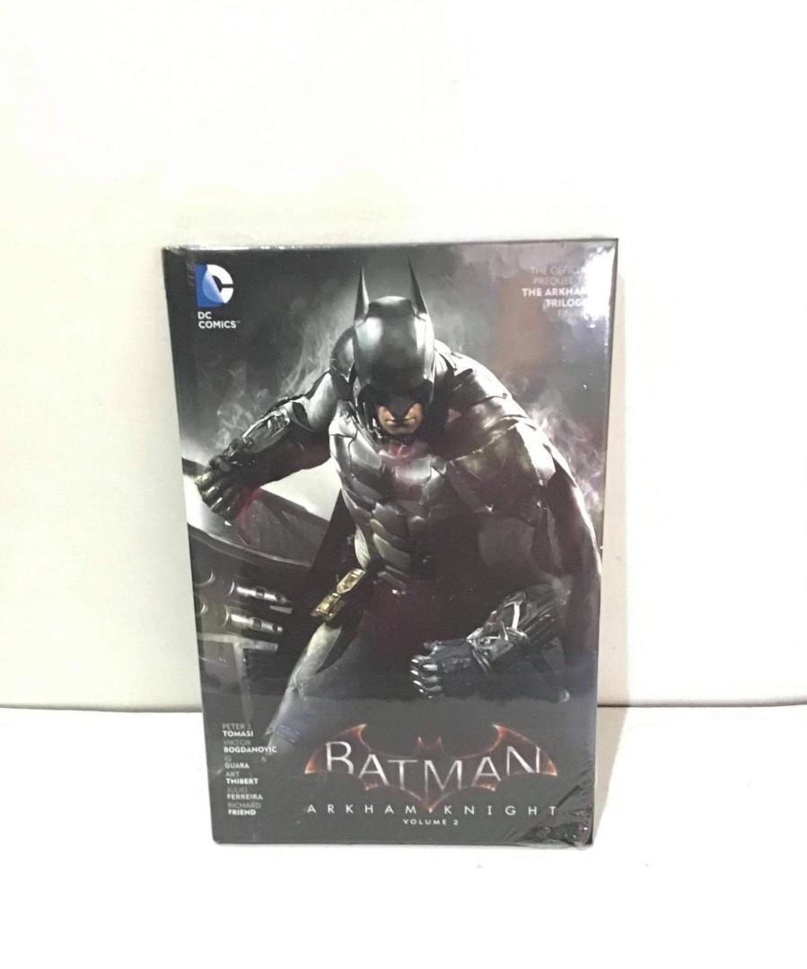 Batman Arkham Night Vol. 2 Hardcover (dc comics)