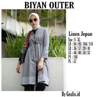 Biyan Outer by Geulis Id