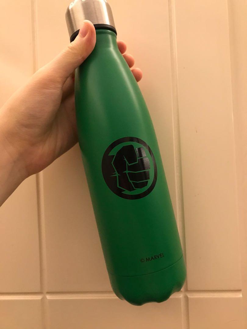 Botol Minum avanger baru bagus keren steinless