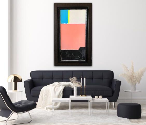 brand new colorful abstract painting