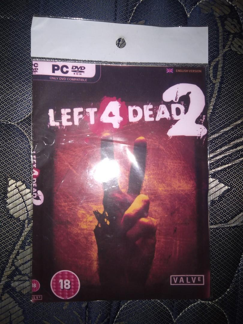 CD LEFT 4 DEAD 2 (PC-Game)