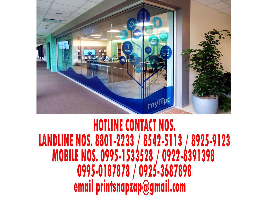 Clear Sticker Frosted Sticker Perforated Sticker Print Prints Printing