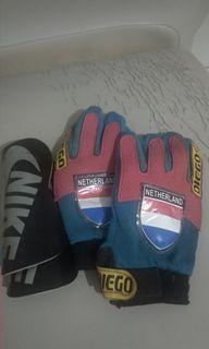 Deker+sarung tangan