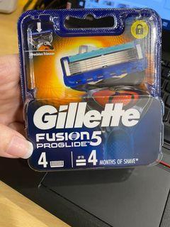 Gillette Fusion Proglide 5