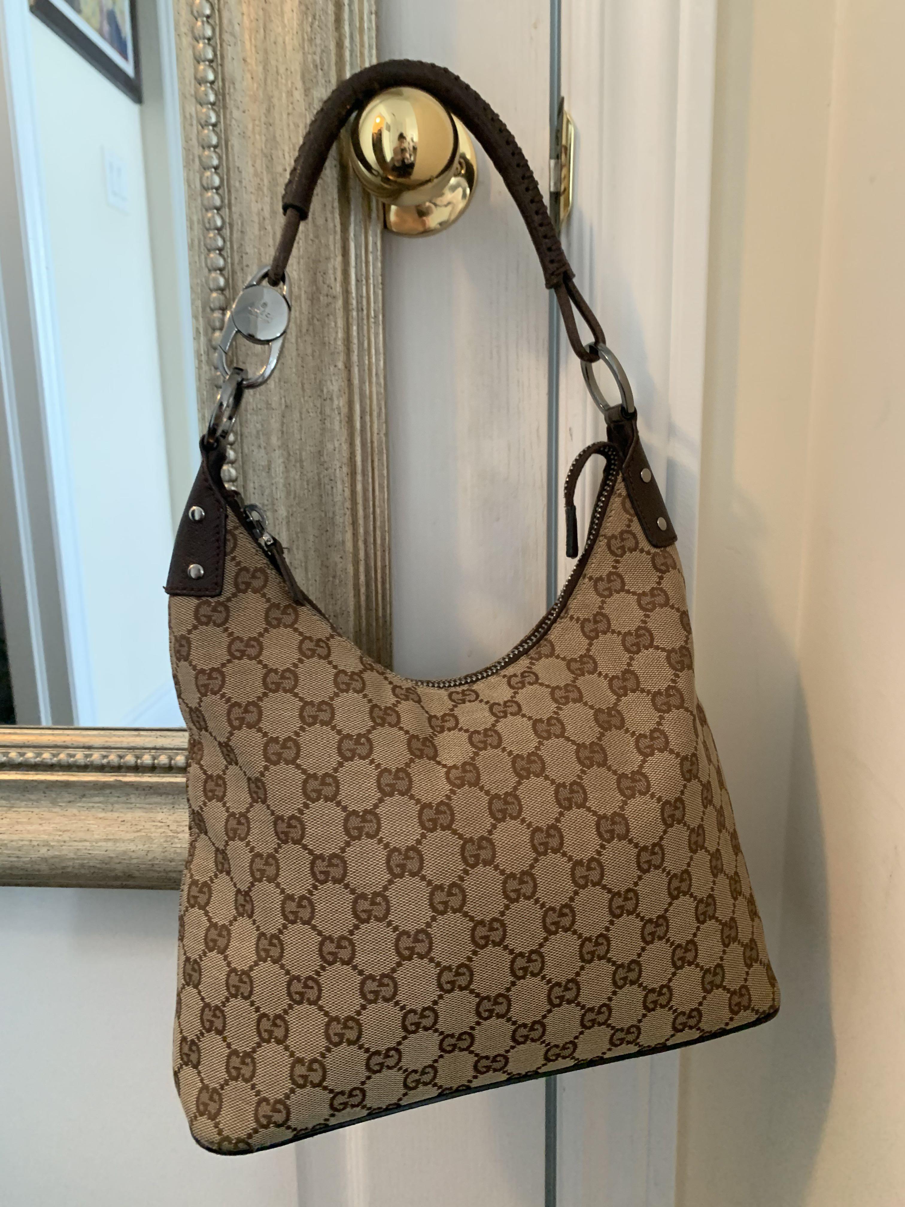 Gucci Canvas Bag