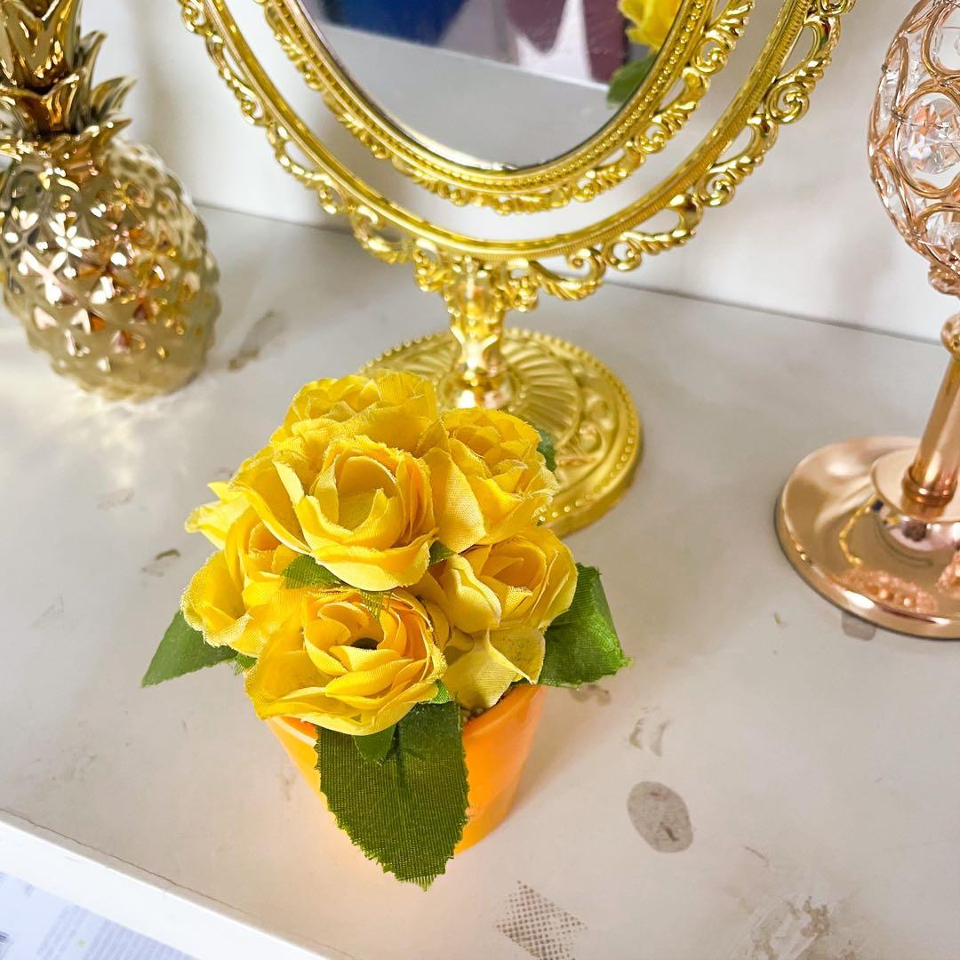 Hiasan bunga palsu, fake flowers