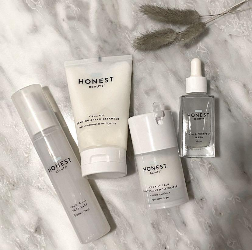 Honest Beauty Company Skin Line