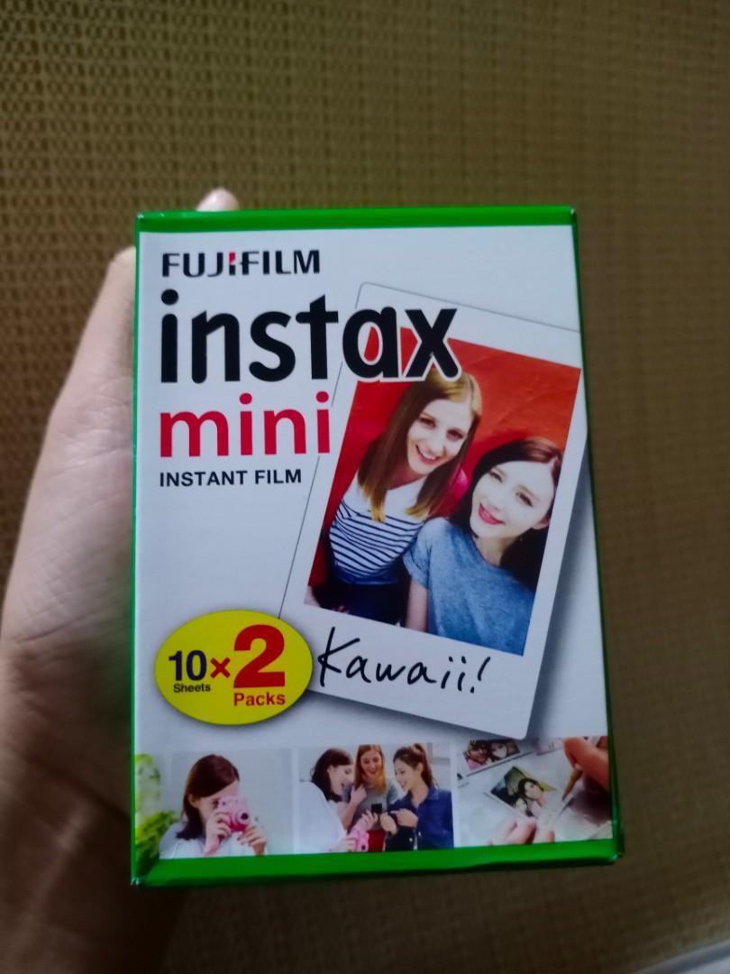Instax Mini films 20s