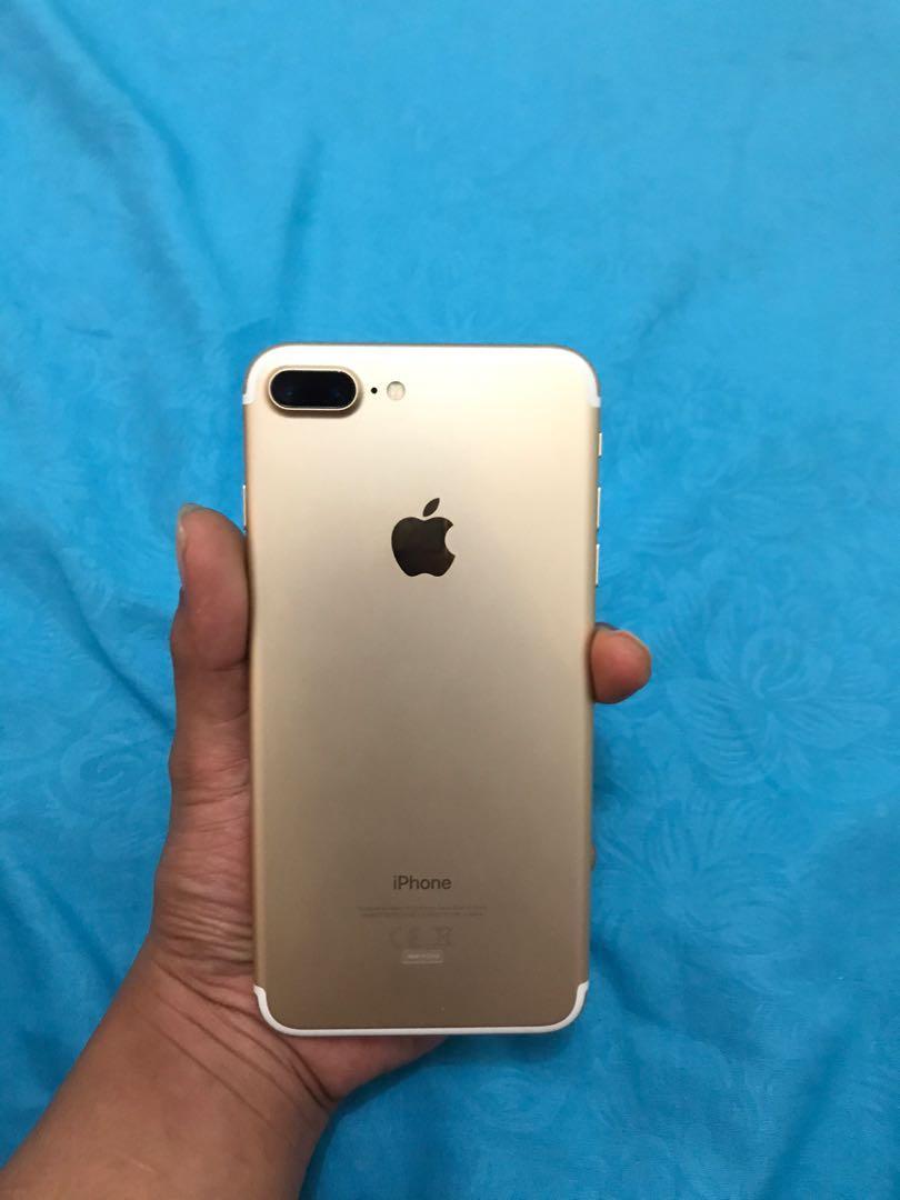 iphone 7 plus 128 gb IBOX